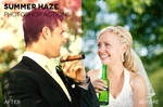 Summer Haze Photoshop Actions