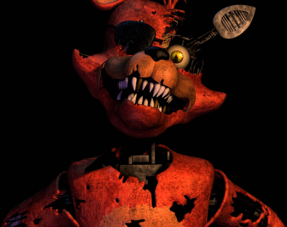 Gmodfnaf Secnerixs Withered Foxy By Funtimewinter On Deviantart