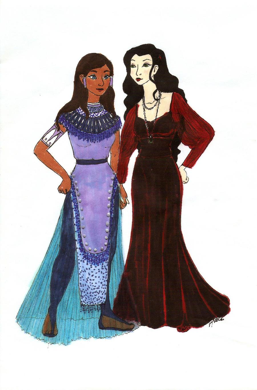 KorrAsami fancypants by MommaCabbit