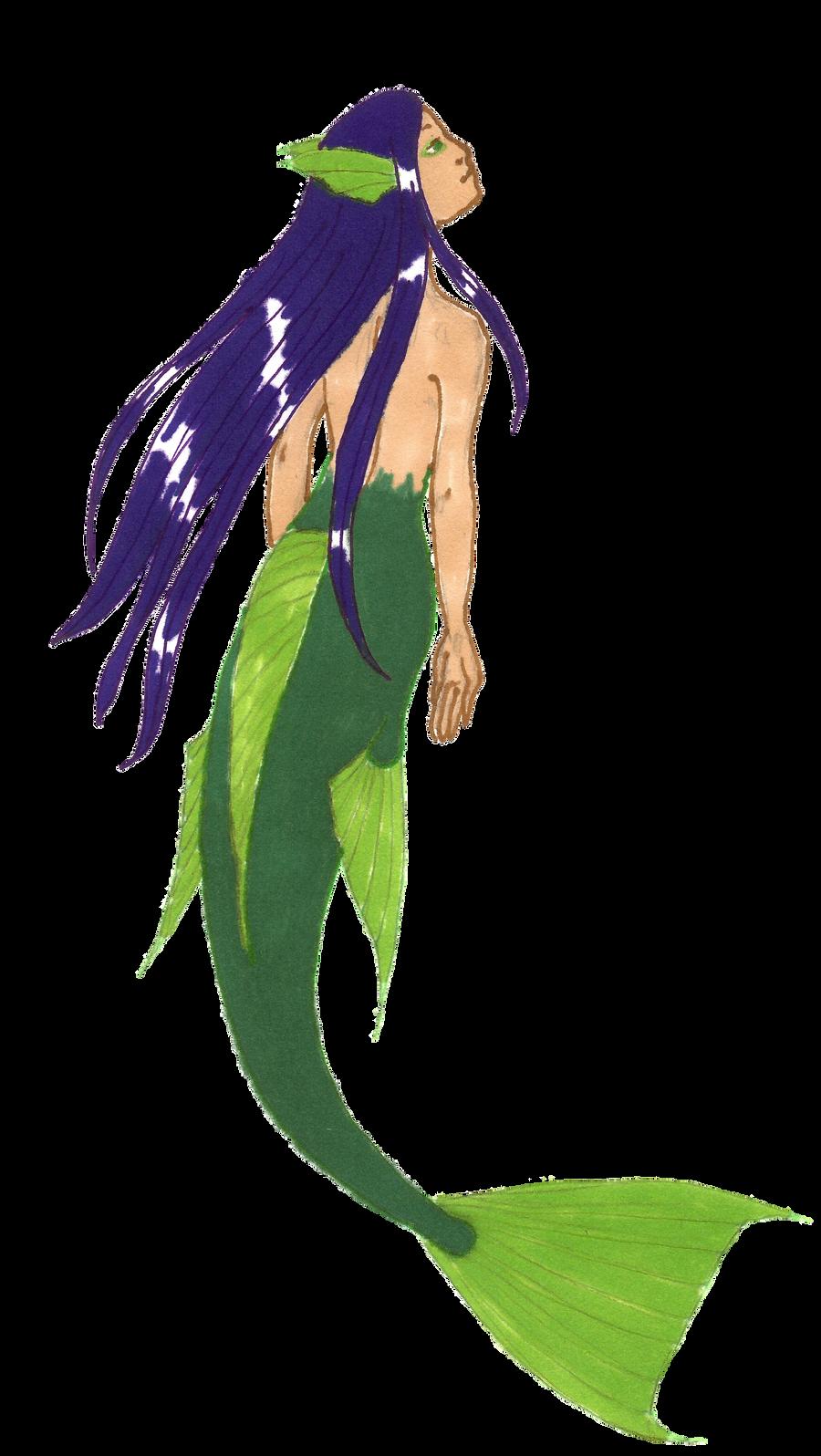 transparent mermaid - photo #3