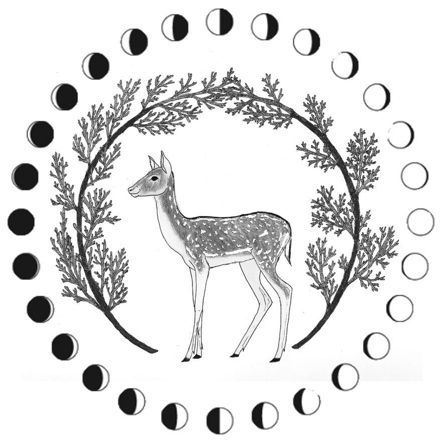 artemis symbol deer wwwimgkidcom the image kid has it