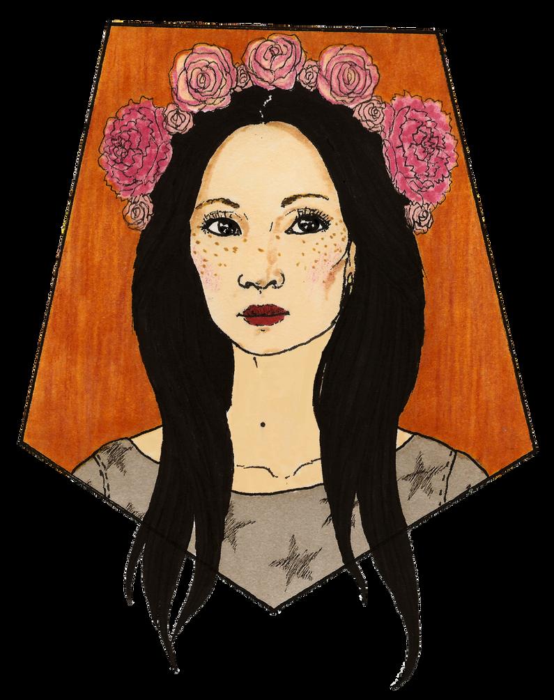 Queen Joan by MommaCabbit