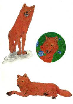 Clifford The Big Red Werewolf