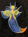 Sea Butterfly Mermaid