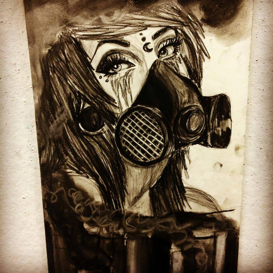 Gasmask By The-demon-lilith On DeviantArt