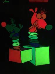 Heffalumps and Woozles III by TheScreechingPumpkin