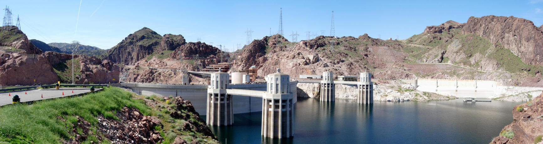 Hoover Dam 01 by asm495