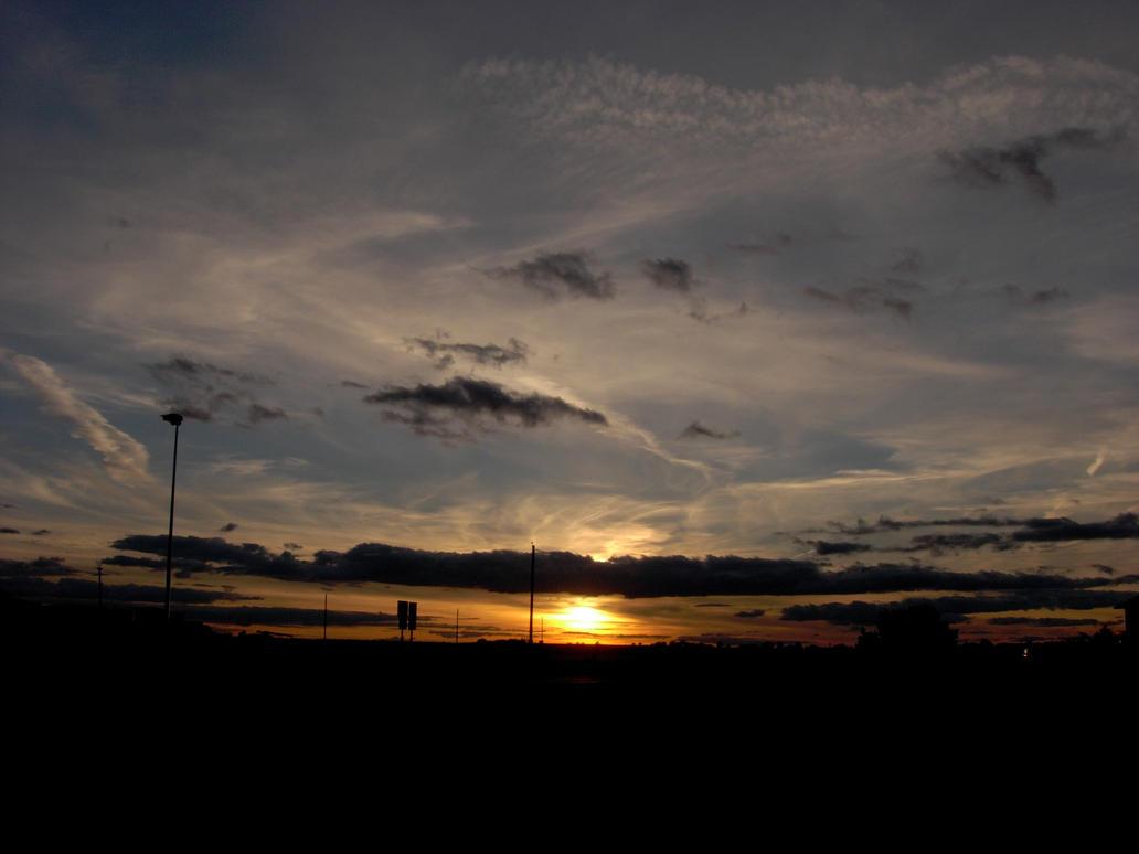 Arizona Sunset by asm495