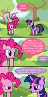 Pinkie's Handstand