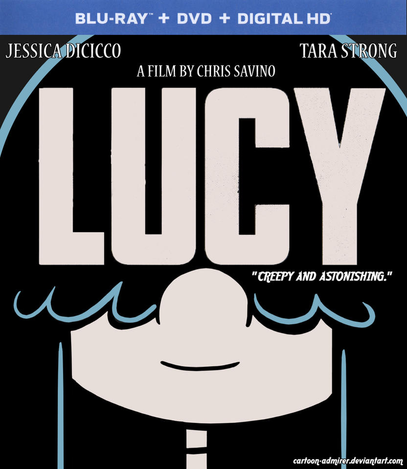 lucy loud the movie by cartoon admirer on deviantart