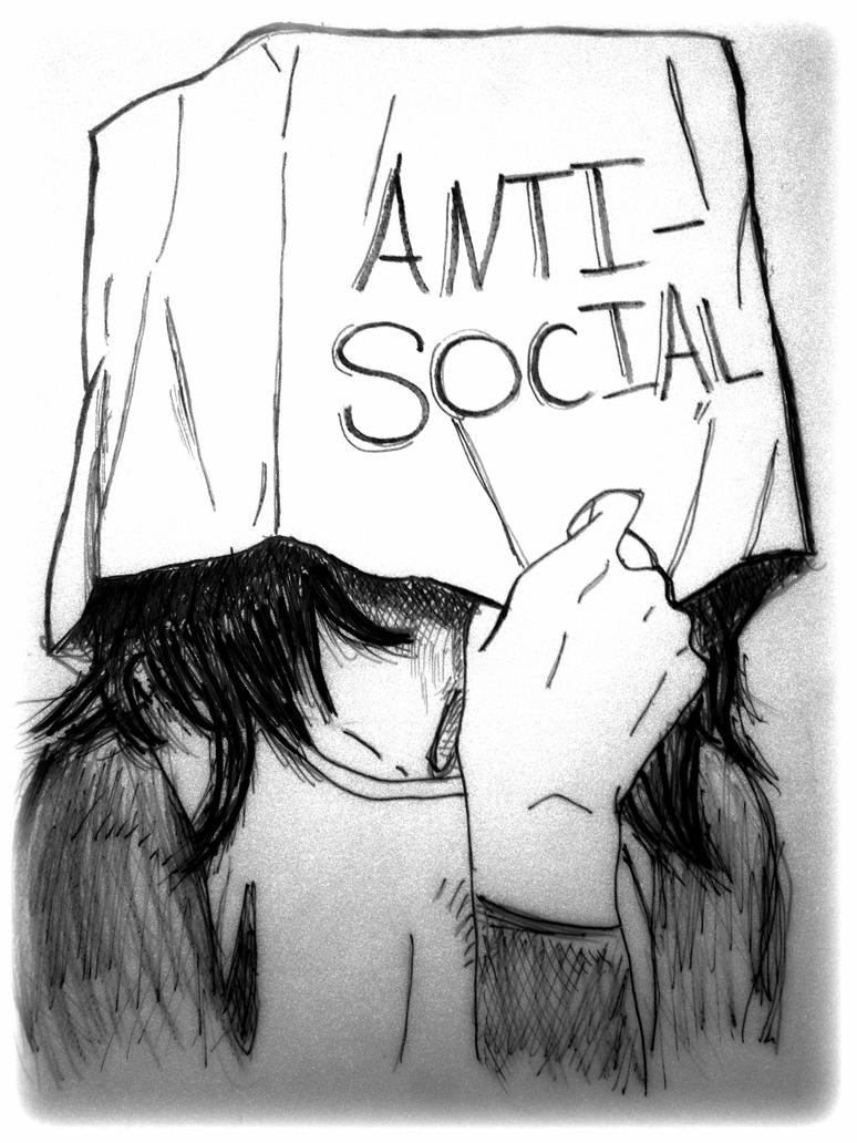 Social Anxiety by overshadow44