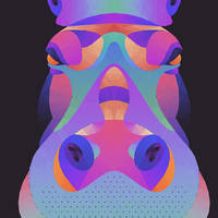 Disco Hippo