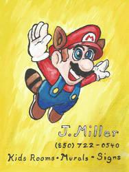 Mario Ad by SeurAaron