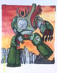 Robot Rampage