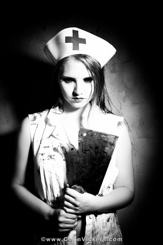 Bad Nurse by Vienna-Calling