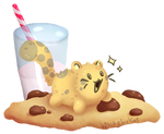 Cookies and Meowilk