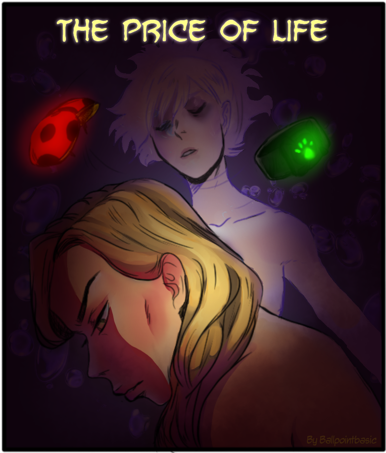 The Price Of Life Miraculous Ladybug Fan Comic By Bp