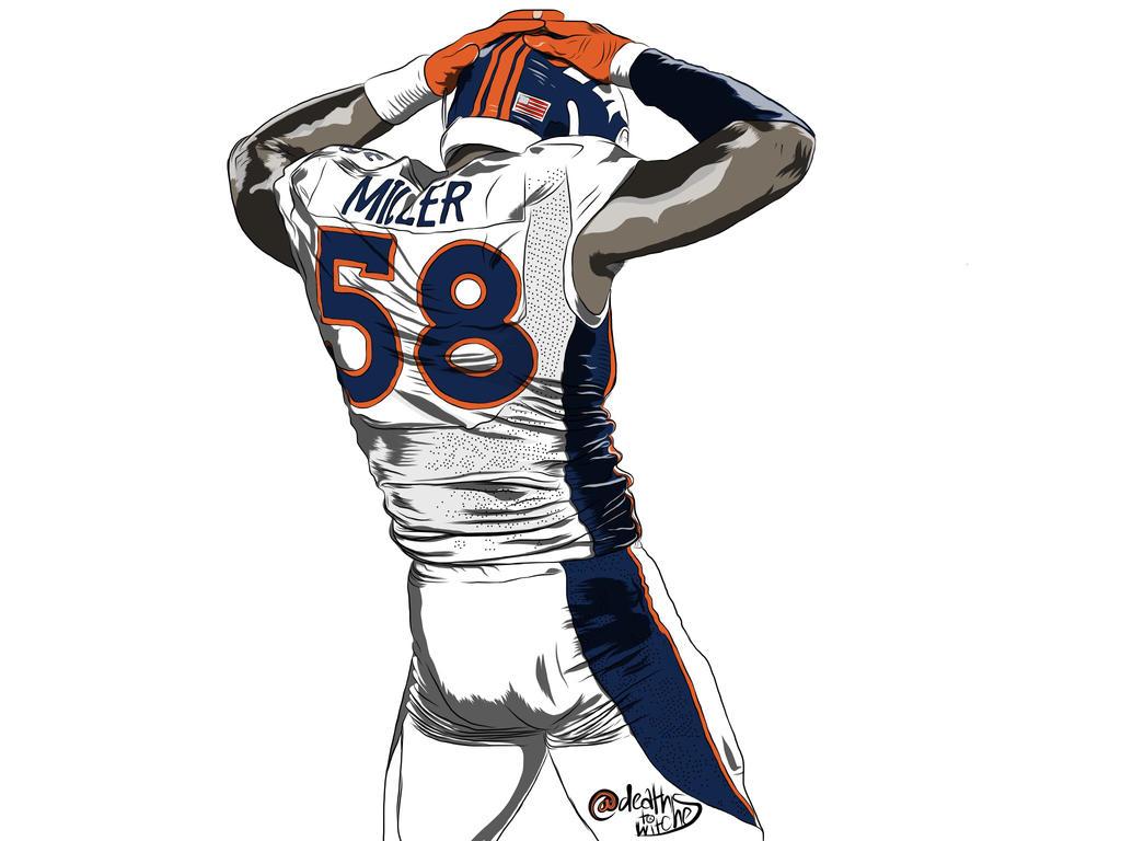 VON MILLER b... Peyton Manning Stats
