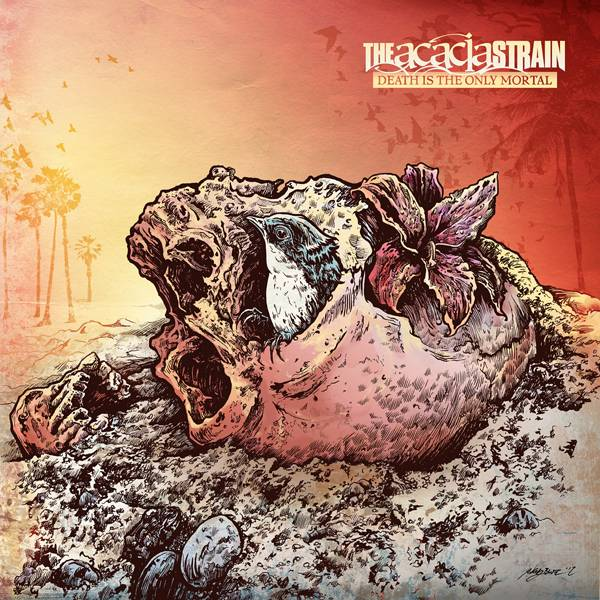 Acacia Strain Artwork by M3kD34th