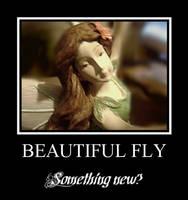 Beautiful fly...Something new? by shina88