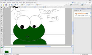Making froggie the frog 3 by shina88