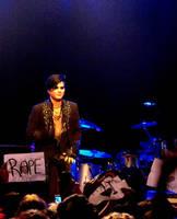 Adam Lambert Live by shina88