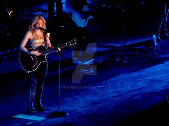 Shakira live in Turin