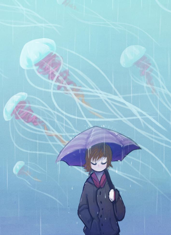 stinging storms by Xiki