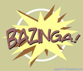 Bazinga by Zagato77