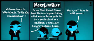 MoreLikeBlue: Show