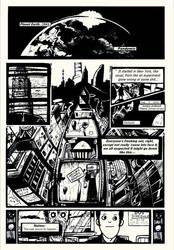 DeadZombie: Page One by MrGobi