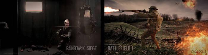 Rainbow Six Siege Vs Battlefield One