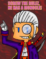 Sparda, All Up In Yo Grill by Onslaught14