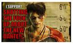 Ninja Theory's Dante Stamp by Onslaught14