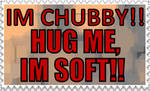Chubby Hug STAMP by Onslaught14