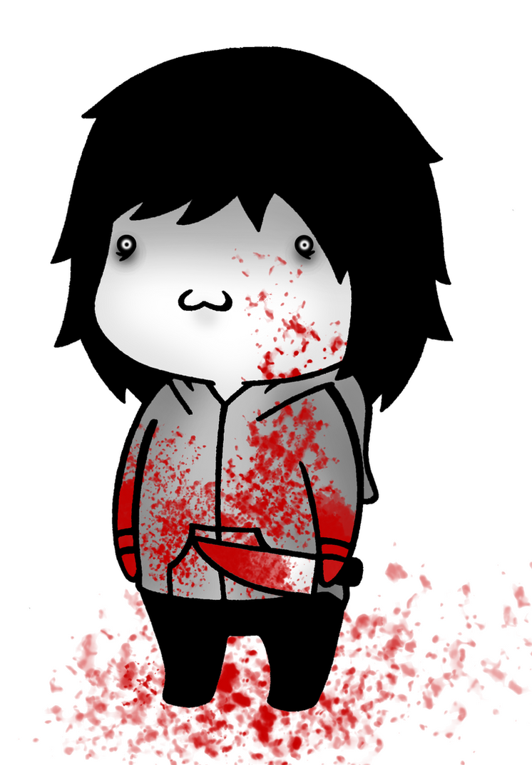 Jeff the Killer by Onslaught14