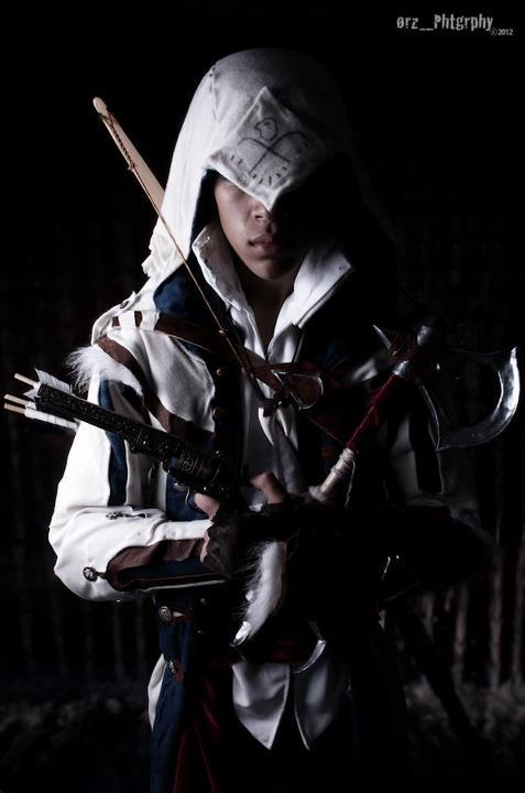 Assassins Creed 3: Connor Kenway by Winged-Mouz