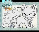 Custom SoulFox 24 Hour Auction (Closed) by SetSaiI