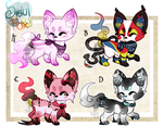 (Closed) SoulFox Batch Adopts Auction!