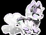 [Advent Calendar: Day 5] Pastel Goth SoulFox