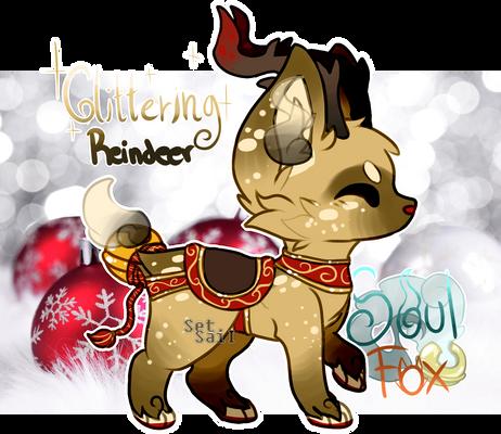 [SoulFox X-Mas AC] Day 09 : Glittering Reindeer