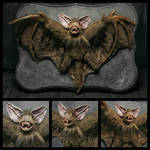 OOAK Creature of The Night Sculpt