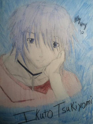 Ikuto Tsukiyomi by HybridCatgirl995