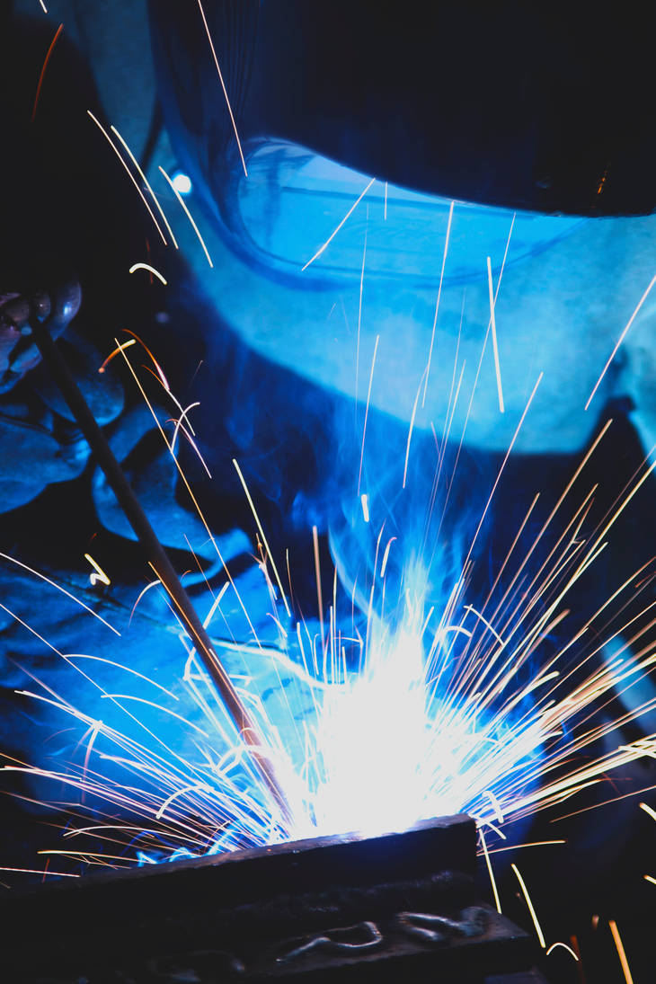 Welding Picture #1 by HybridCatgirl995