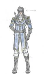 Orpheus Costume #1 -Second Awakening