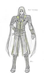 Alucard Costume #1 -Night Prince