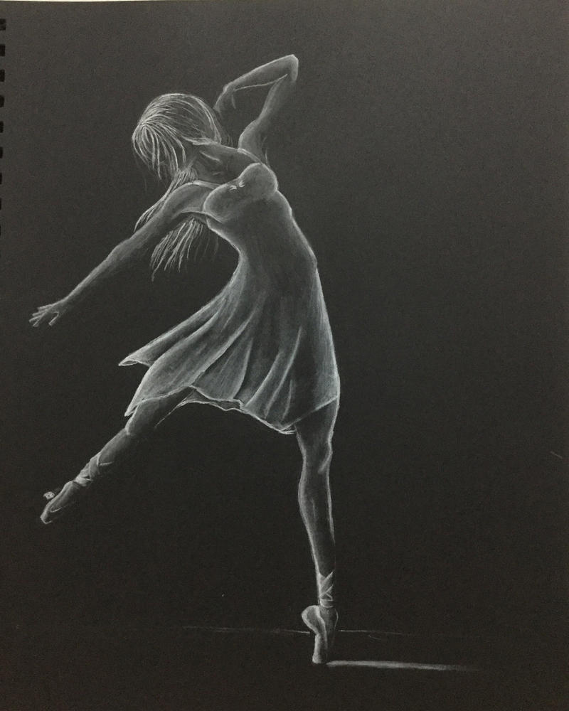 The Dancer  by Bannakoot