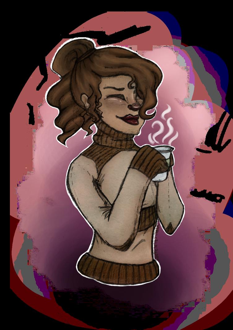 Pastel Psycho by DramaticBlueberry