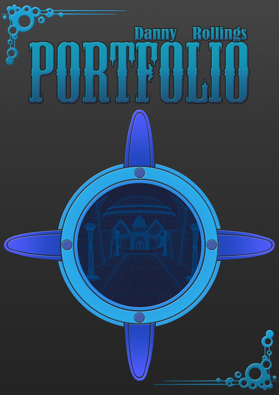 portfolio first page