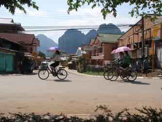 Vang Vieng by caidogirl